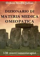 Dizionario Di Materia Medica Omeopatica - Julian