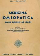 Medicina Omeopatica dalle Origini ad Oggi - Zammarano