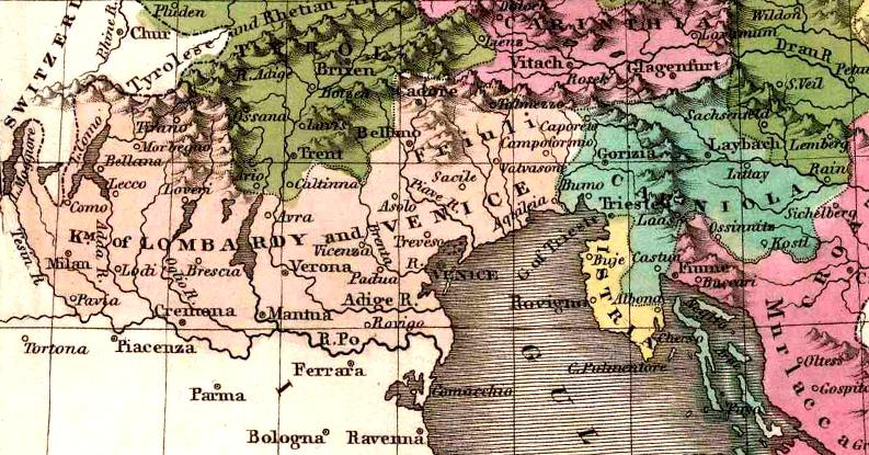 L'Omeopatia nel Regno Lombardo Veneto