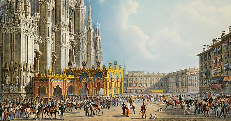 Omeopatia nel Regno Lombardo Veneto: il difficile esordio