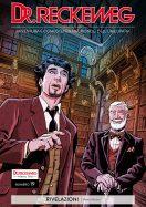 Copertina 19 numero - Dr. Reckeweg Mistery Tales