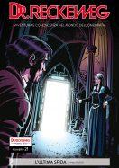 Copertina 21 numero - Dr. Reckeweg Mistery Tales