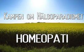 Documentario Svezia Omeopatia