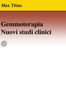 Gemmoterapia - Nuovi studi clinici