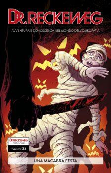 Dr. Reckeweg Mistery Tales - Una macabra festa
