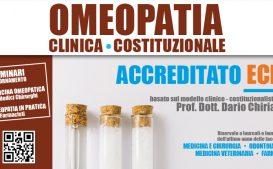 Corso di Omeopatia 2019-2020